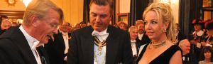 Constantinian Order of Saint George 2011 Royal Gala Dinner